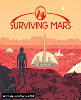 Surviving Mars Cover, Poster, Full Version, PC Game, Download Free