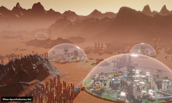 Surviving Mars Screenshot 1, Full Version, PC Game, Download Free