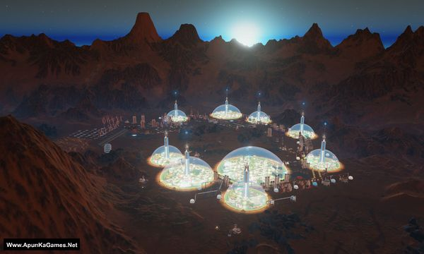 Surviving Mars Screenshot 3, Full Version, PC Game, Download Free