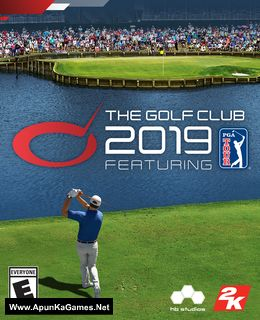 The Golf Club 2019 featuring PGA TOUR Cover, Poster
