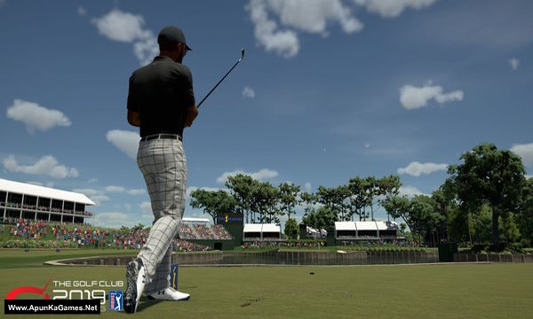 The Golf Club 2019 featuring PGA TOUR Screenshot 1