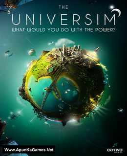 The Universim Cover, Poster, Full Version, PC Game, Download Free