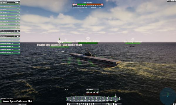 Victory At Sea Pacific Screenshot 1, Full Version, PC Game, Download Free