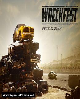 Wreckfest Cover, Poster