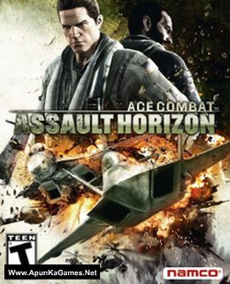 Ace Combat: Assault Horizon Cover, Poster, Full Version, PC Game, Download Free