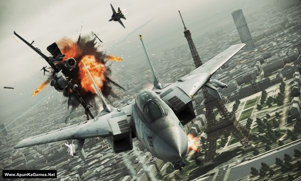 Ace Combat: Assault Horizon Screenshot 1, Full Version, PC Game, Download Free