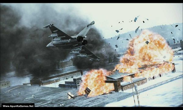 Ace Combat: Assault Horizon Screenshot 2, Full Version, PC Game, Download Free