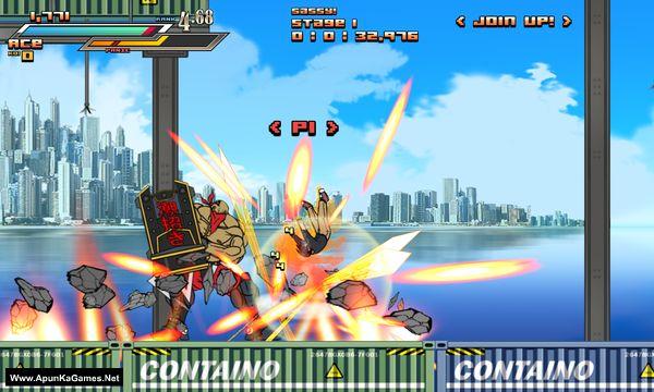 Aces Wild: Manic Brawling Action! Screenshot 1, Full Version, PC Game, Download Free
