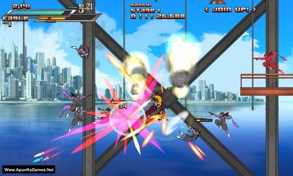 Aces Wild: Manic Brawling Action! Screenshot 3, Full Version, PC Game, Download Free