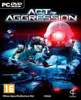 Act of Aggression Cover, Poster, Full Version, PC Game, Download Free
