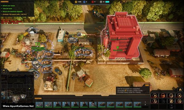 Act of Aggression Screenshot 1, Full Version, PC Game, Download Free
