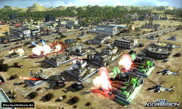 Act of Aggression Screenshot 2, Full Version, PC Game, Download Free