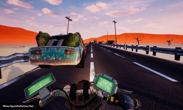 Apocalypse Rider Screenshot 1, Full Version, PC Game, Download Free