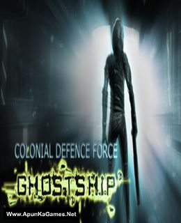 Colonial Defence Force Ghostship Cover, Poster, Full Version, PC Game, Download Free