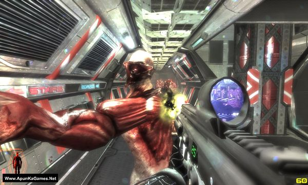 Colonial Defence Force Ghostship Screenshot 1, Full Version, PC Game, Download Free