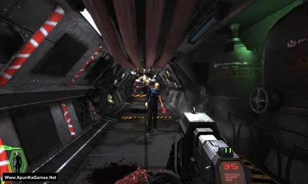 Colonial Defence Force Ghostship Screenshot 3, Full Version, PC Game, Download Free