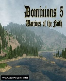 Dominions 5: Warriors of the Faith Cover, Poster, Full Version, PC Game, Download Free
