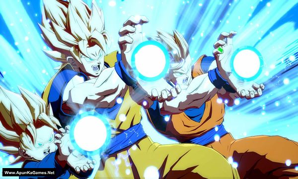 Dragon Ball FighterZ Screenshot 1, Full Version, PC Game, Download Free