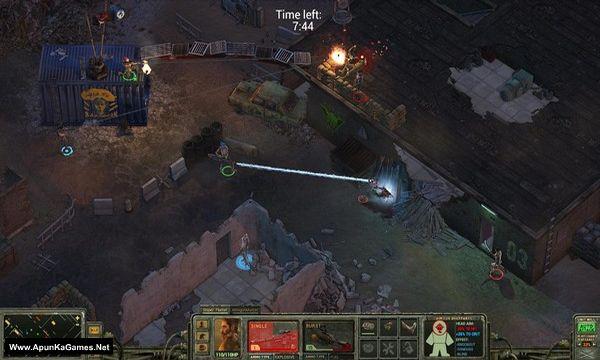 Dustwind Screenshot 1, Full Version, PC Game, Download Free