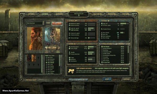 Dustwind Screenshot 2, Full Version, PC Game, Download Free