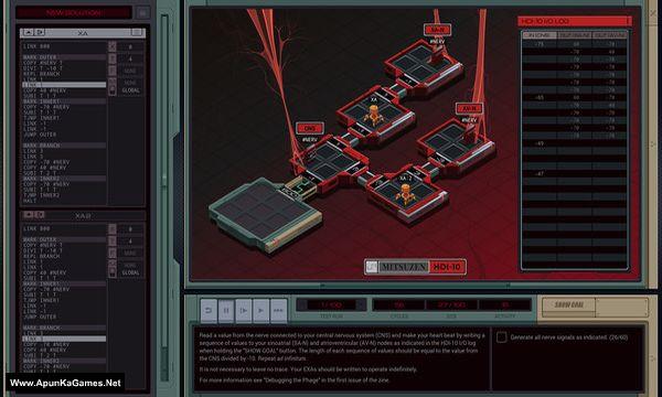 Exapunks Screenshot 1, Full Version, PC Game, Download Free