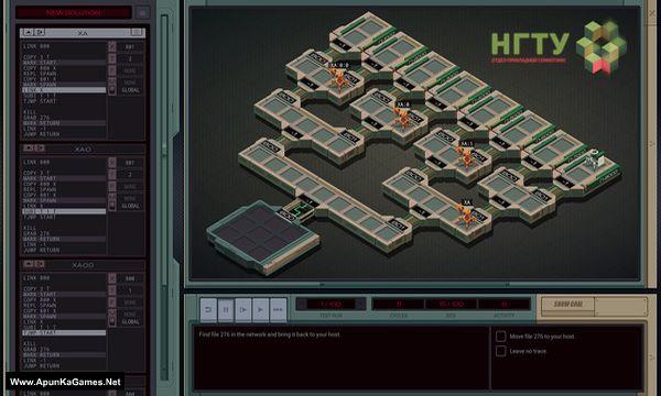 Exapunks Screenshot 2, Full Version, PC Game, Download Free