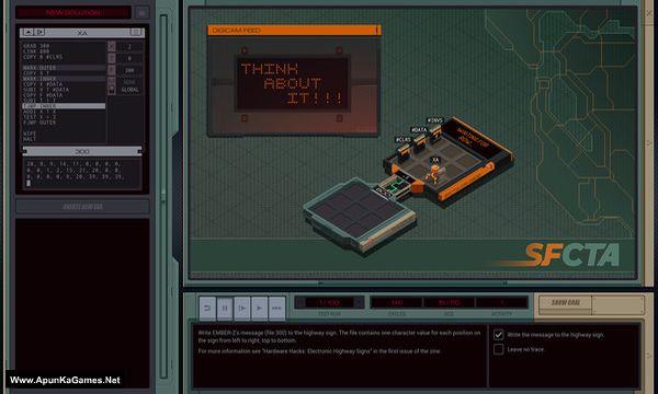 Exapunks Screenshot 3, Full Version, PC Game, Download Free