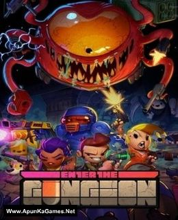 Enter the Gungeon Cover, Poster, Full Version, PC Game, Download Free