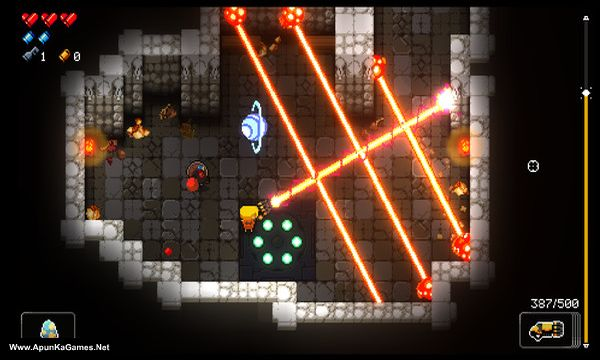 Enter the Gungeon Screenshot 1, Full Version, PC Game, Download Free