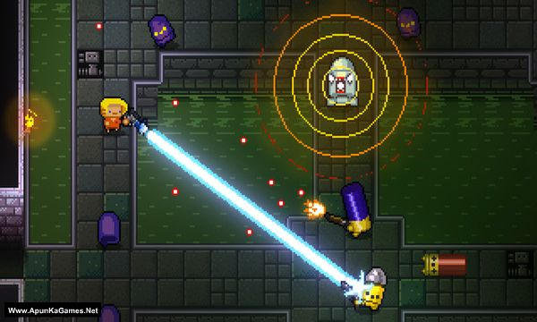 Enter the Gungeon Screenshot 3, Full Version, PC Game, Download Free