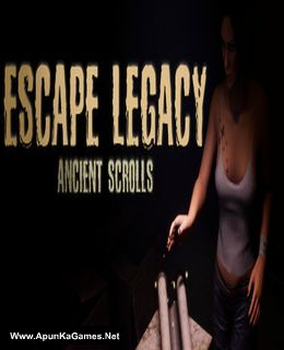 Escape Legacy: Ancient Scrolls Cover, Poster, Full Version, PC Game, Download Free