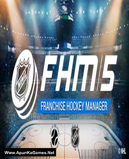 Franchise Hockey Manager 5 Cover, Poster, Full Version, PC Game, Download Free