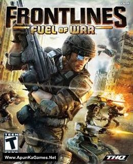Frontlines: Fuel of War Cover, Poster, Full Version, PC Game, Download Free