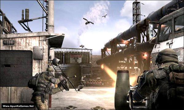 Frontlines: Fuel of War Screenshot 2, Full Version, PC Game, Download Free