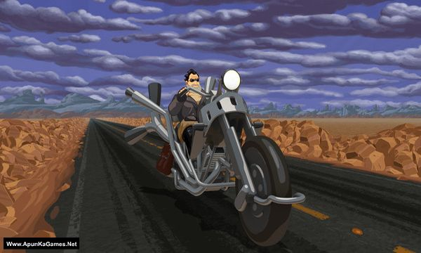 Full Throttle Remastered Screenshot 1, Full Version, PC Game, Download Free