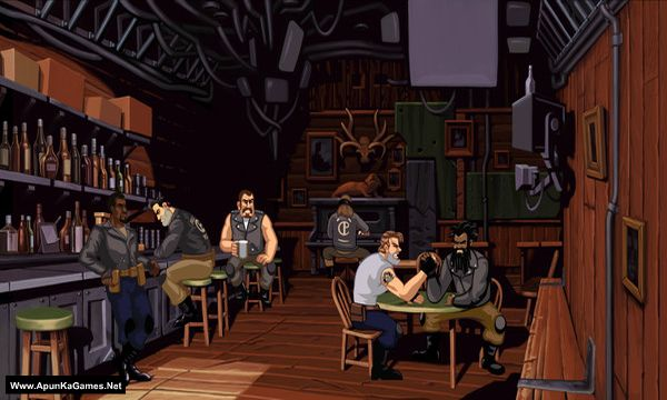Full Throttle Remastered Screenshot 3, Full Version, PC Game, Download Free