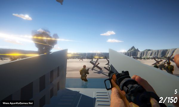 Hinterhalt 2 Screenshot 1, Full Version, PC Game, Download Free