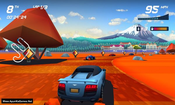 Horizon Chase Turbo Screenshot 1, Full Version, PC Game, Download Free