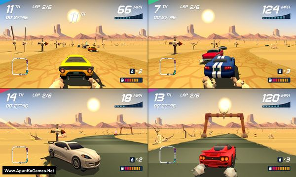 Horizon Chase Turbo Screenshot 2, Full Version, PC Game, Download Free