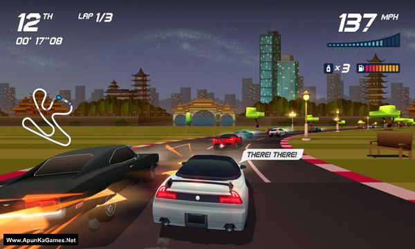 Horizon Chase Turbo Screenshot 3, Full Version, PC Game, Download Free