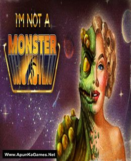 I'm not a Monster Cover, Poster, Full Version, PC Game, Download Free
