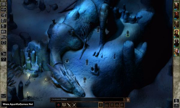 Icewind Dale: Enhanced Edition Screenshot 1, Full Version, PC Game, Download Free