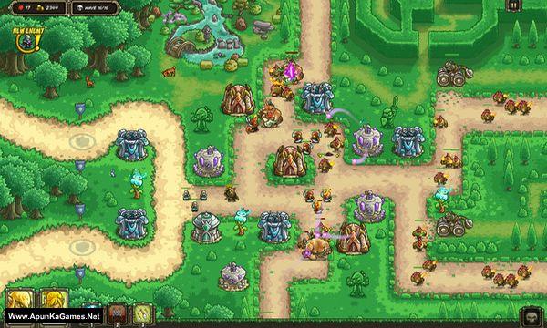 Kingdom Rush Origins Screenshot 1, Full Version, PC Game, Download Free