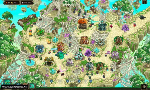 Kingdom Rush Origins Screenshot 3, Full Version, PC Game, Download Free