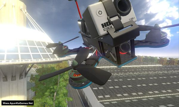 Liftoff: FPV Drone Racing Screenshot 1, Full Version, PC Game, Download Free