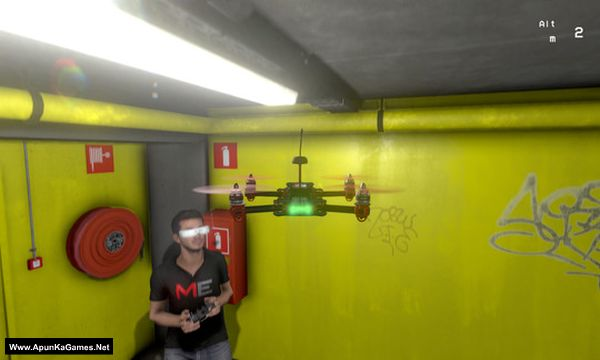 Liftoff: FPV Drone Racing Screenshot 2, Full Version, PC Game, Download Free
