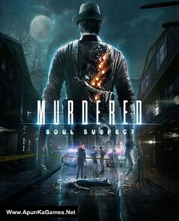 Murdered: Soul Suspect Cover, Poster, Full Version, PC Game, Download Free