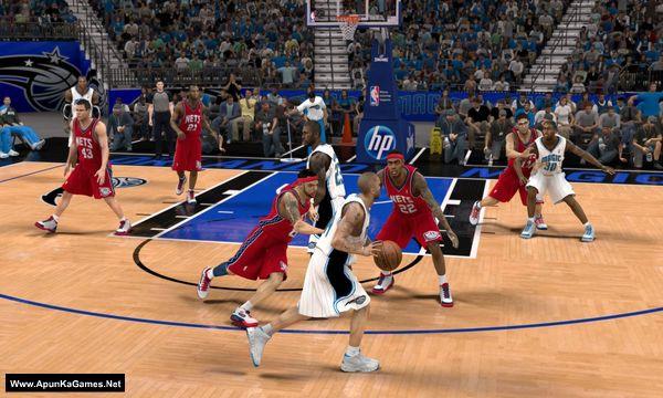 NBA 2K12 Screenshot 1, Full Version, PC Game, Download Free