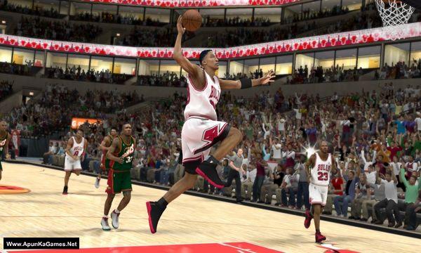 NBA 2K12 Screenshot 3, Full Version, PC Game, Download Free