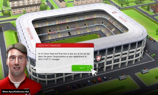 New Star Manager Screenshot 1, Full Version, PC Game, Download Free